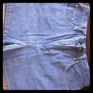 Women's Bill Blass Jean Shorts Size 12